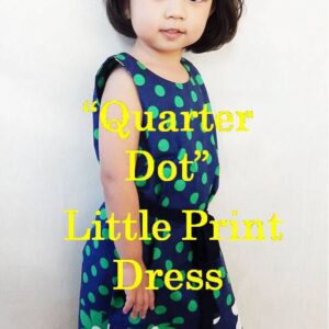 mombabyfabric-little-print-dress-quarter-dot-blue-green